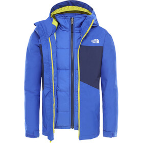 The North Face Clement Triclimate Jacke Jungen tnf blue